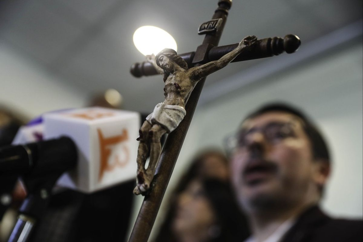 La Conferencia Episcopal de Chile emitió una declaración en la que asegura que su único propósito al suscribir el acuerdo fue dar mayores garantías a los denunciantes de abuso sexual.