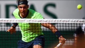 Nadal obre la seva carrera al títol amb una clara victòria a Roland Garros