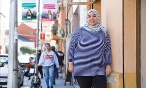 Houda Oua-Adoud una víctima de racismoque denuncia que no puede encontrar piso por sus orígenes