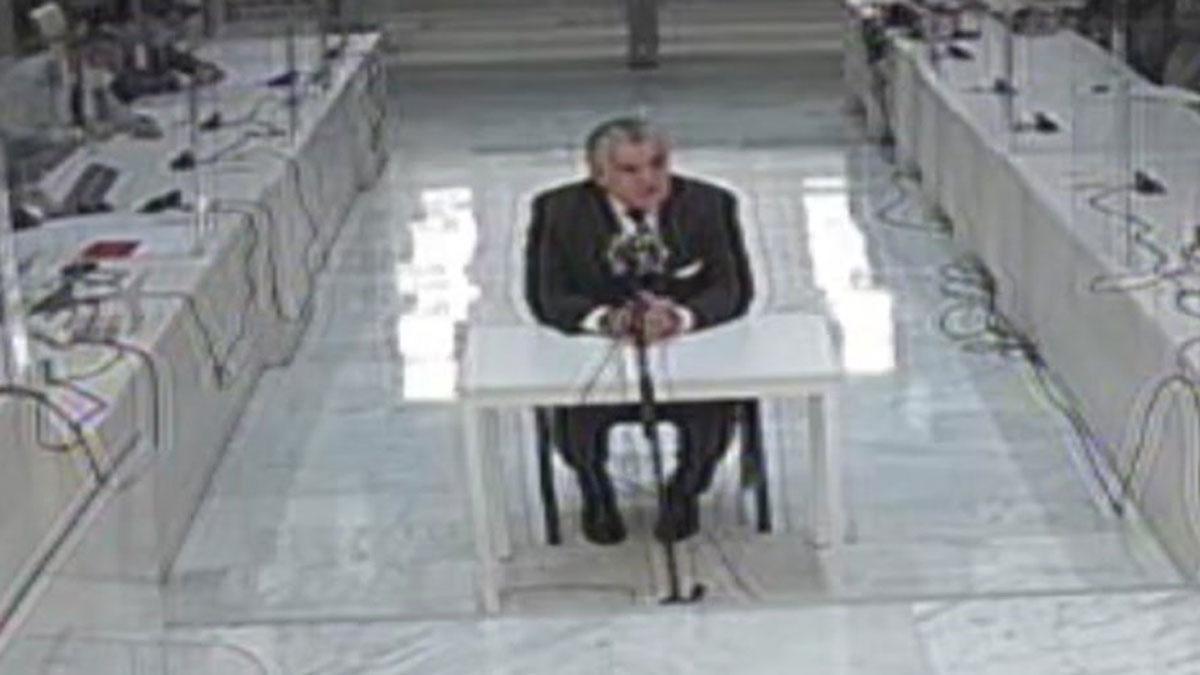 Declaración Luis Bárcenas.