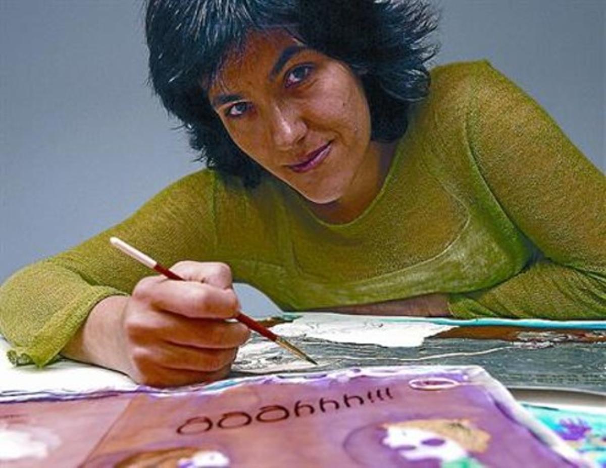 Cristina Arnau.