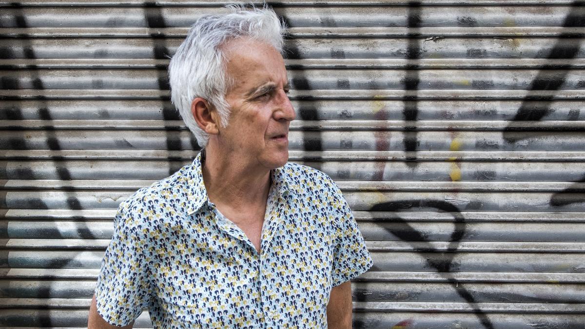 Kiko Veneno, en Barcelona, esta semana.