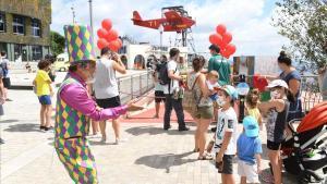 El Tibidabo torna a obrir les portes