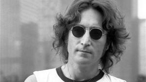 John Lennon en Nueva York, en agosto de 1974