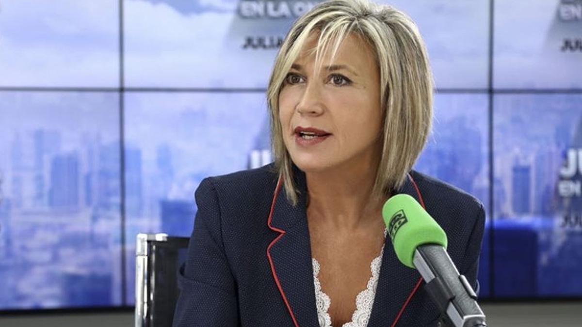 """Julia Otero vuelve a la radio por un día para presentar su programa: """"Quería dar una sorpresa"""""""