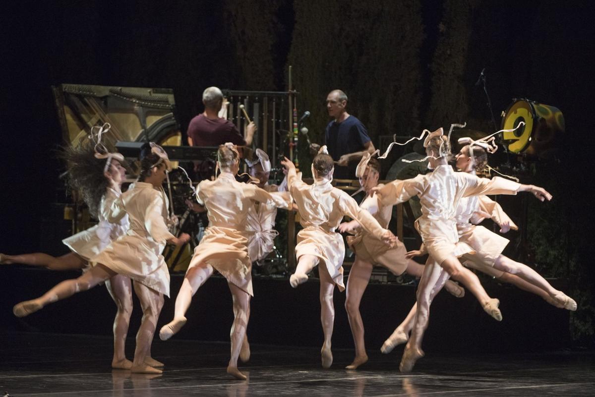 El Béjart Ballet Lausanne.