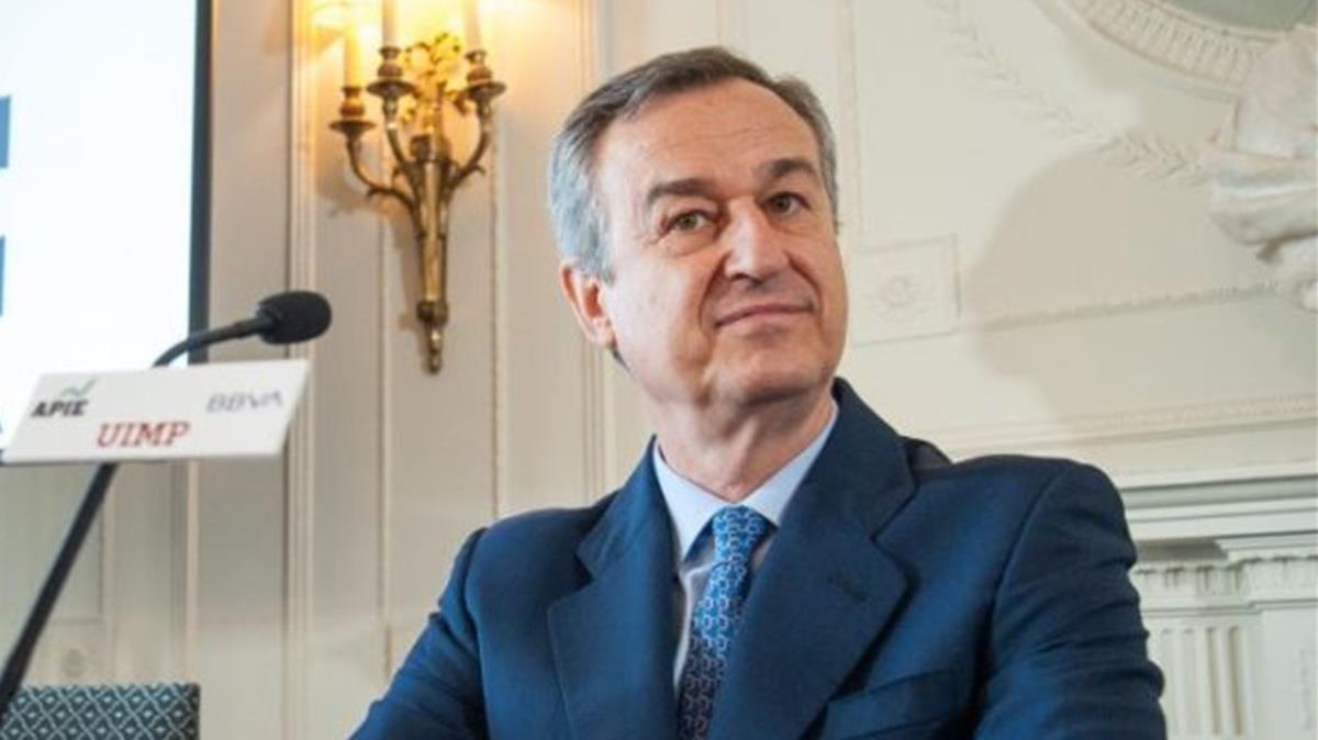 César González-Bueno, consejero delegado del Sabadell