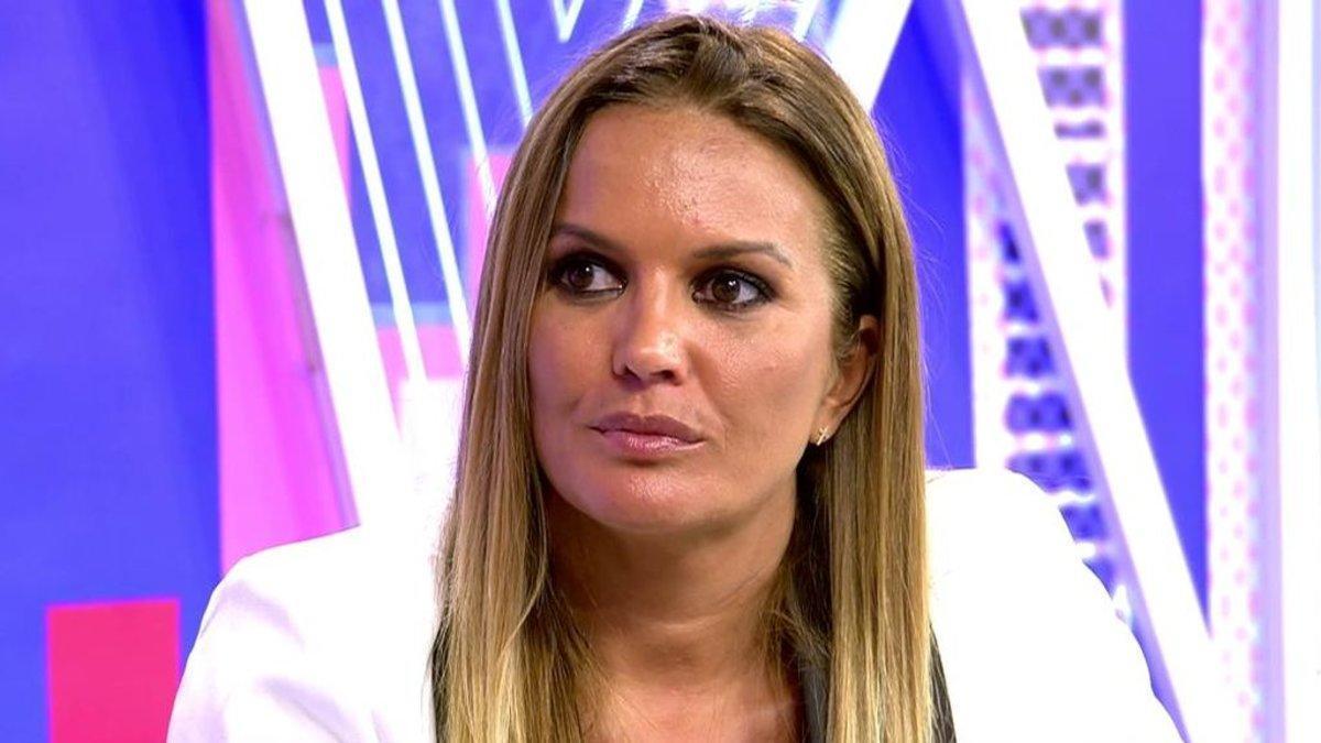 Marta López en 'Sábado Deluxe'.