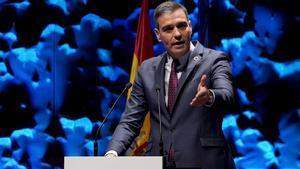 Pedro Sánchez fija el mes de junio como el inicio de la vacunación masiva de los menores de 50 años.