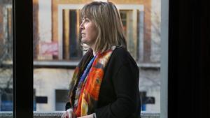 Núria Marín, alcaldesa de L'Hospitalet de Llobregat.