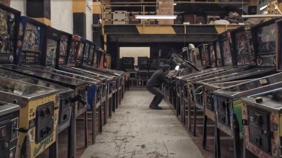 'Arcadeología': nostalgia recreativa