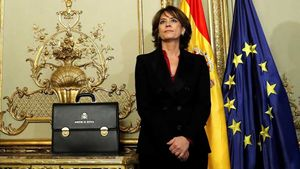 Dolores Delgado, nueva fiscalgeneral del Estado.