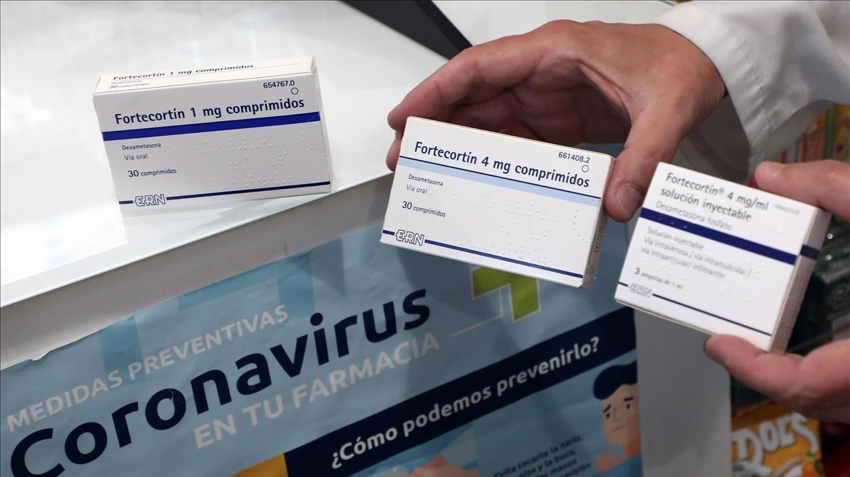 ¿Què és la dexametasona? ¿Per a què serveix contra el coronavirus?