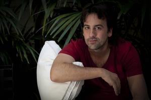 El director de cine Isaki Lacuesta, en el hotel Palace de Barcelona, el pasado septiembre.