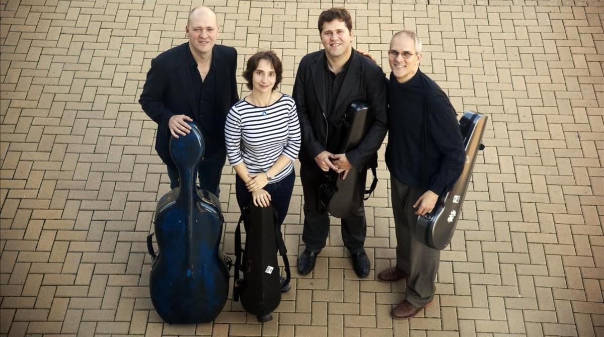 El Quartet Casals.