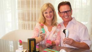 Michael y Brigitte Lenke, orgullosos progenitores de la primera generación de succionadores de clítoris