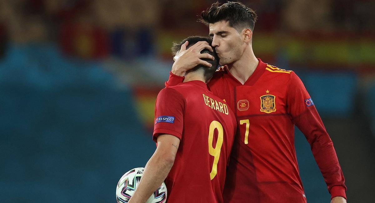 Resumen y goles del partido España-Suecia de la Eurocopa 2021