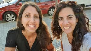 Mireia y Lila, impulsores de un proyecto para viajar de forma virtual por la zona del Índico.