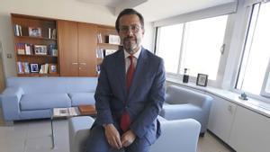 Javier Fernandez-Lasquetty, consejero de la Comunidad de Madrid