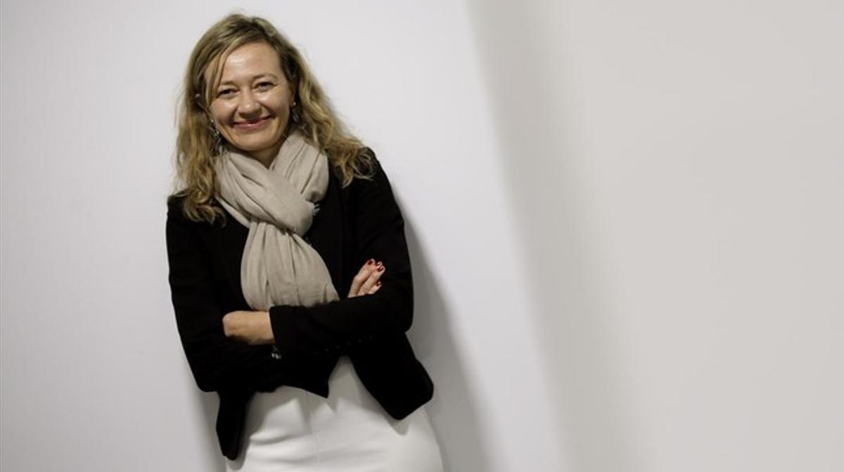 La futura Delegada del Gobierno para la violencia de género, la exjueza Victoria Rosell.