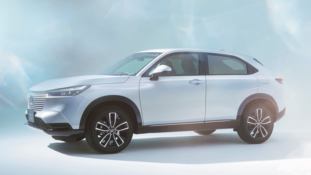 El nuevo Honda HR-V será exclusivamente híbrido