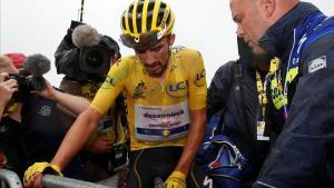 Simon Yates guanya l'última etapa del Pirineu i Alaphilippe flaqueja