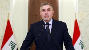 El nuevo primer ministro iraquí, Mohamed Taufiq Alaui.
