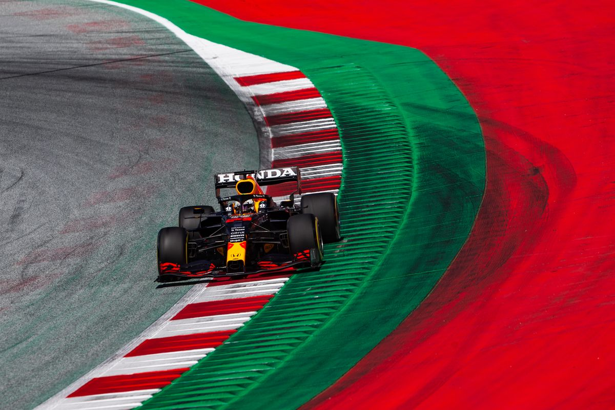 Max Verstappen (Red Bull) suma una nueva pole en el GP de Estiria de Fórmula 1
