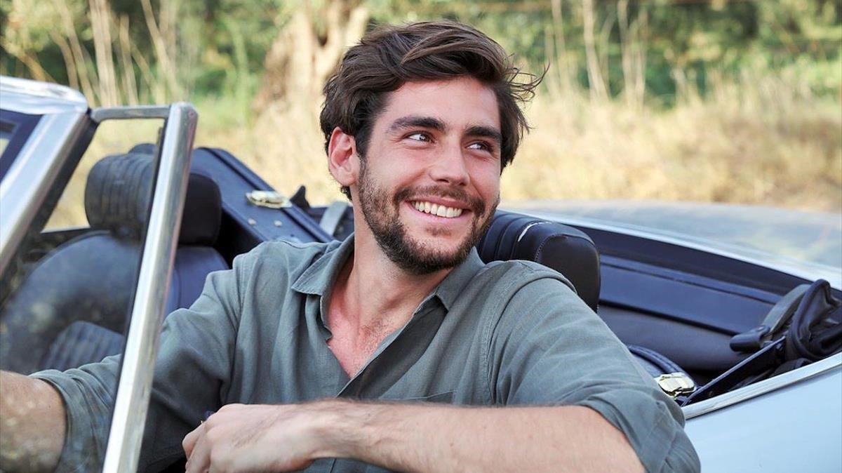 El cantante barcelonés Álvaro Soler.