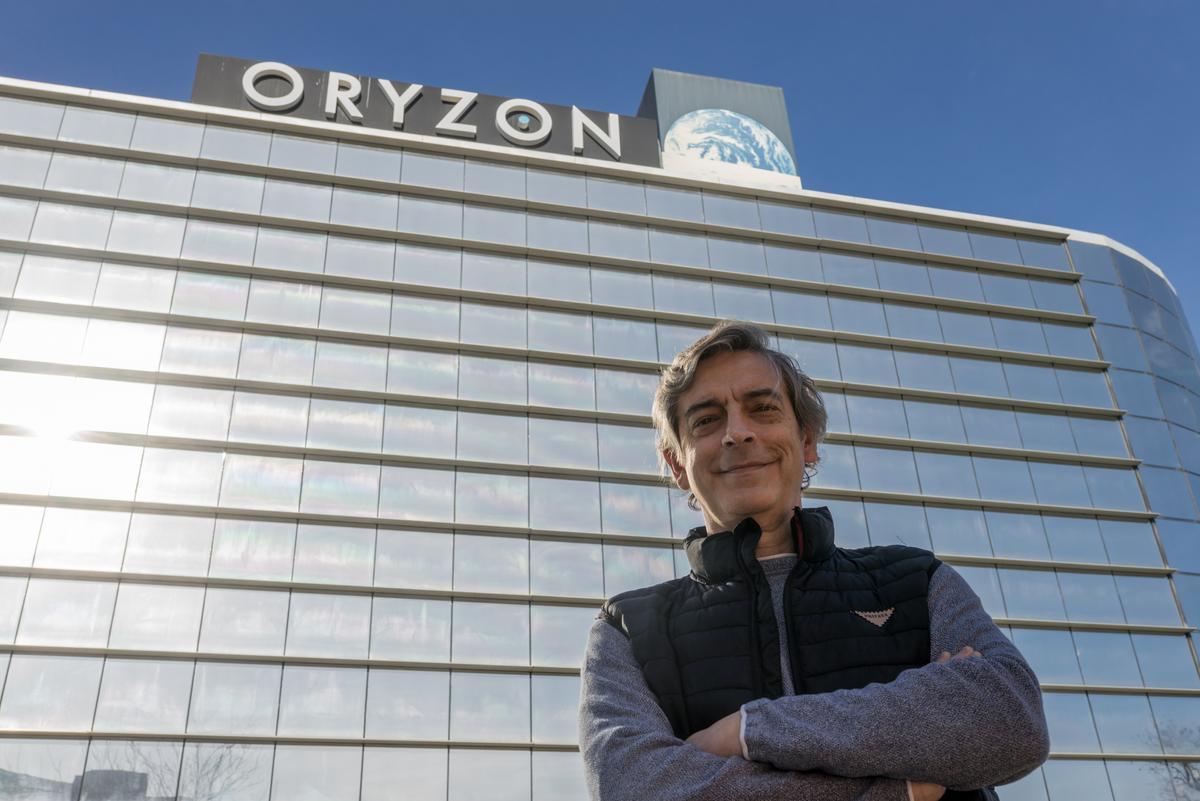 Carlos Buesa, consejero delegado de Oryzon Genomics.