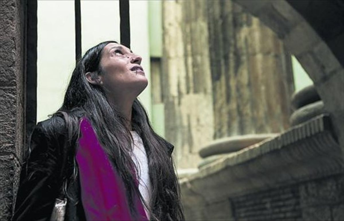 Rita Barrachina: «Pasé 2.800 veces por los monumentos y ya no los veía»