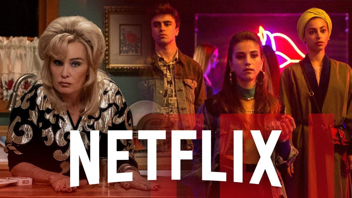 Algunos de los estrenos que llegarán a Netflix en septiembre.