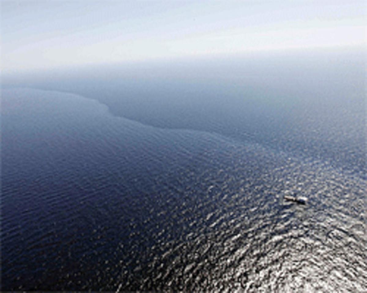 El vertido pudo ser causado por un aumento inesperado de la presión de salida del petróleo.