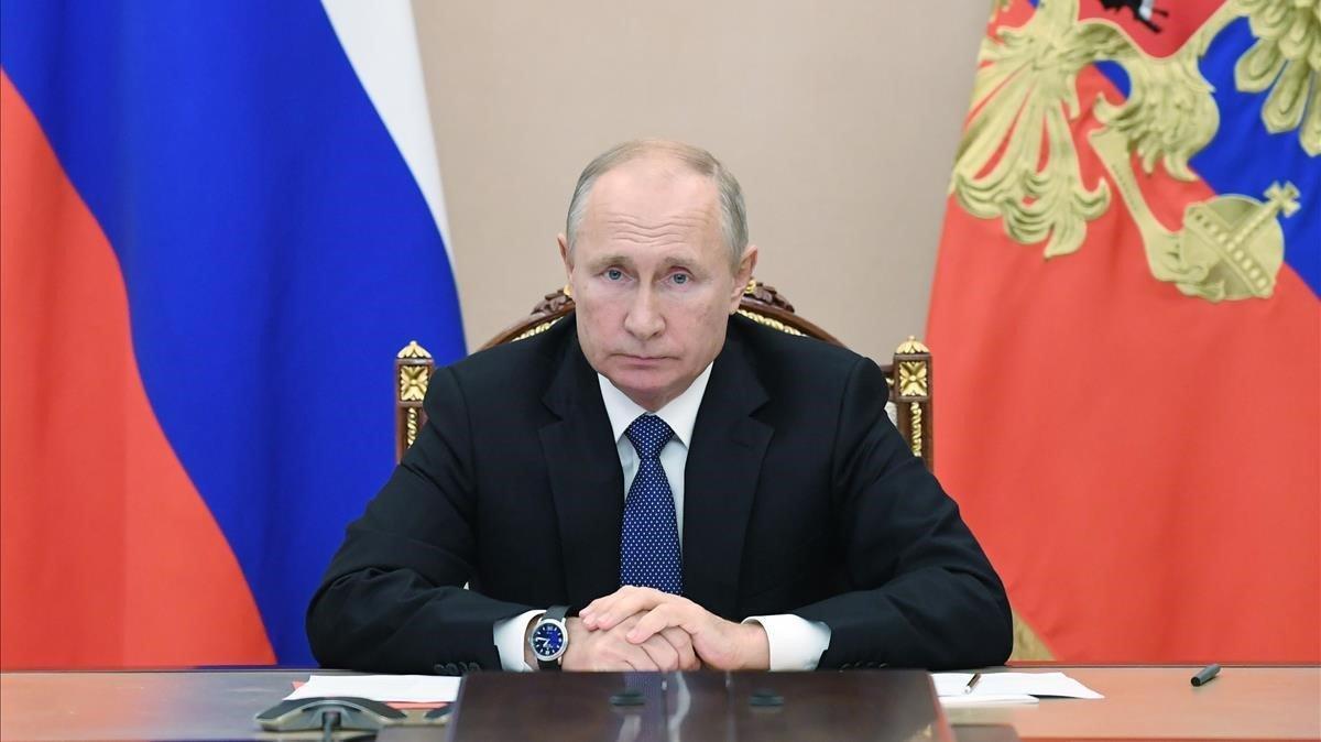 El clamoroso silencio de Putin