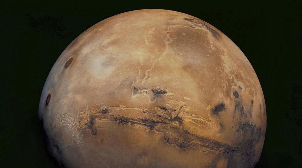 Mart, molt a prop de la Terra: així podreu veure el planeta vermell