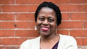 La escritora afroamericana Regina Porter.