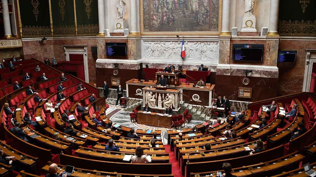 Asamblea Nacional Francesa.