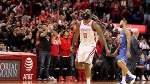 Harden aconsegueix 40 punts en la victòria dels Rockets i amplia la seva ratxa