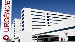 Hospital de la Fe de València.