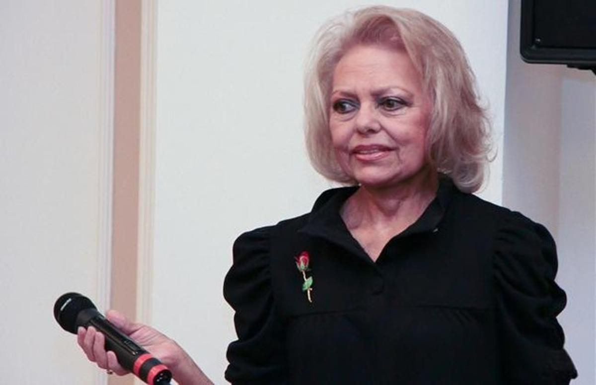 Mayra Gómez Kemp.