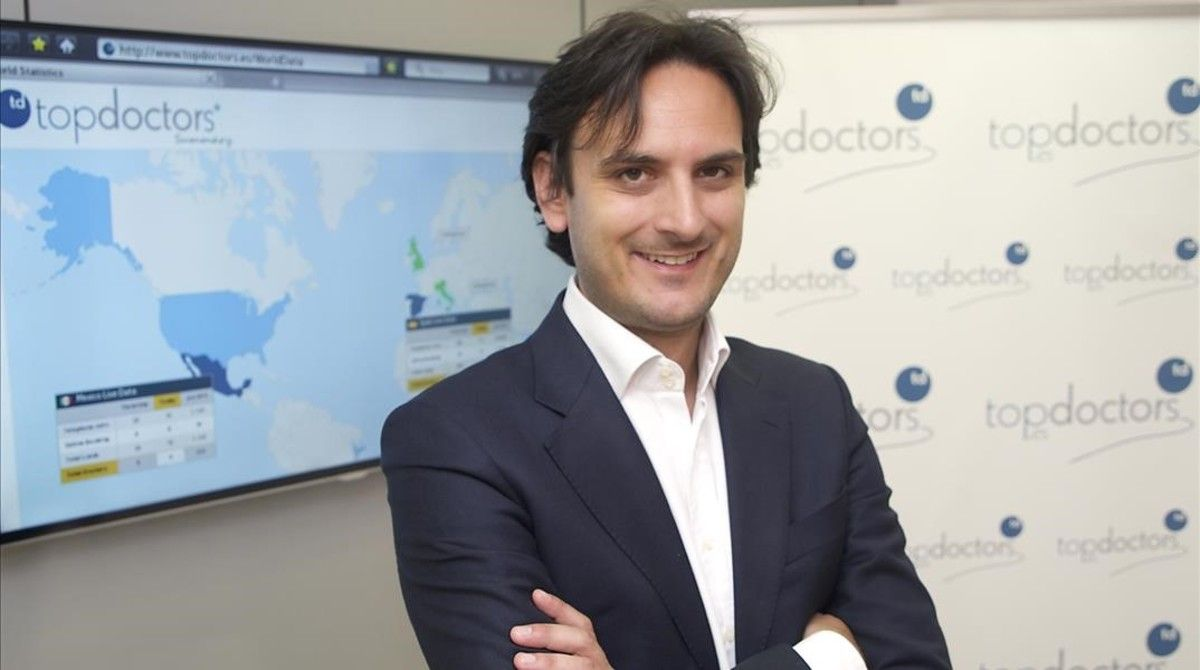Top Doctors obtiene tres millones para reforzar su internacionalización