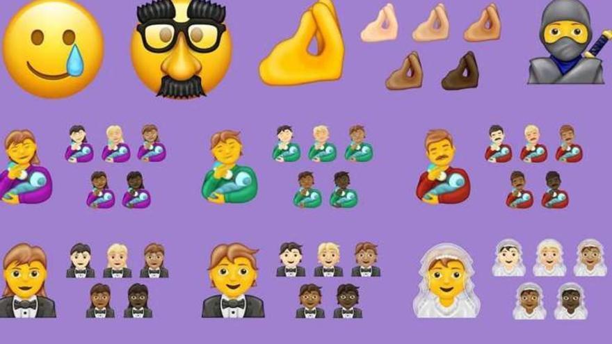 Estos Son Los 117 Emojis Que Llegarán A Whatsapp Este 2020