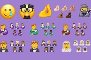 Algunos de los nuevos 'emojis' que veremos este 2020.