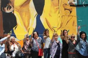 La Ciba abre sus puertas para convertirse en un equipamiento referente en materia de feminismo y políticas públicas.
