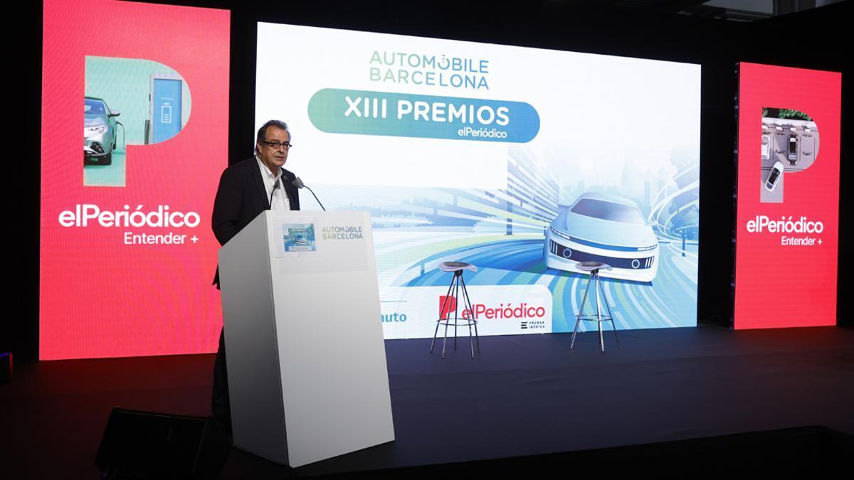 Entrega de premios Automobile Barcelona by El Periódico.