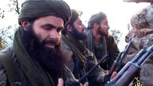 Abdelmalek Droukdel, líder de Al Qaeda en el Magreb.