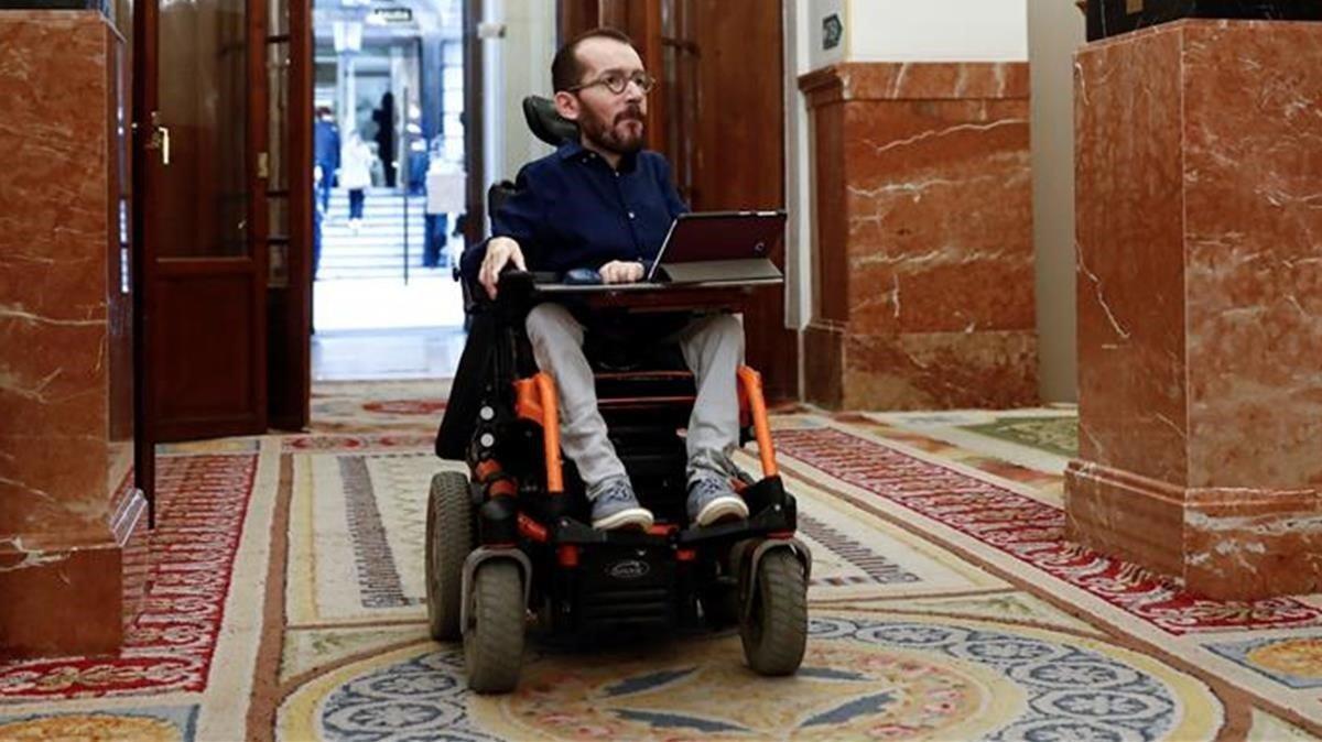 Units Podem s'obre a «modificacions» en el seu acord amb el PSOE per als Pressupostos