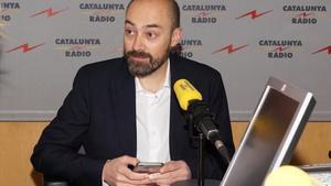 El director de Catalunya Ràdio, a un pas del judici per l'1-O per desobediència