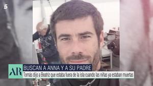 Tomás Gimeno, el presunto parricida (T-5).