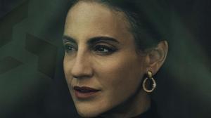 La actriz argentina Eleonora Wexler, Alma en 'La valla'.